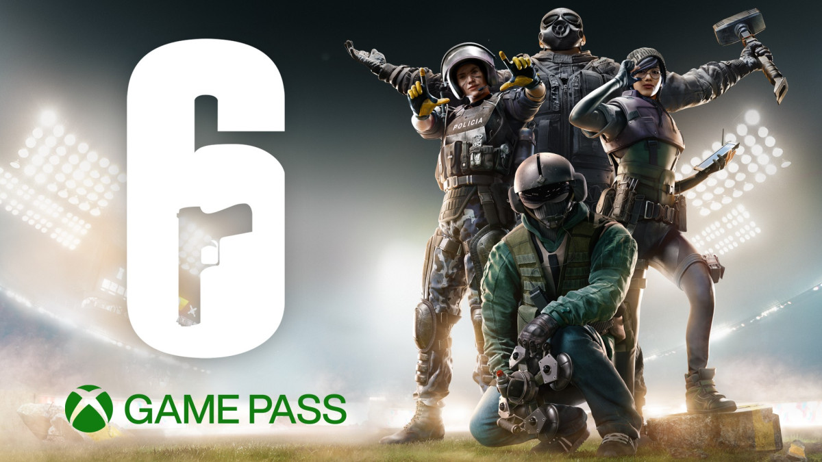 R6 xbox game pass