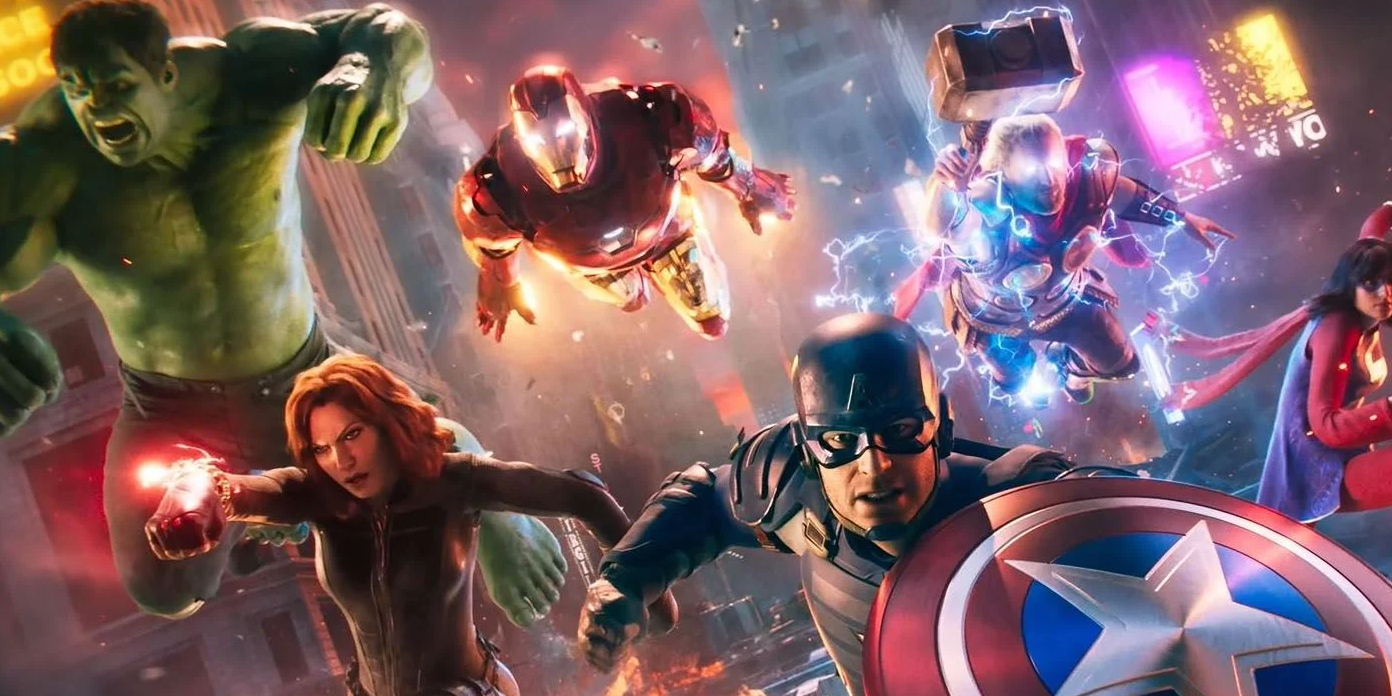 Avengers ping