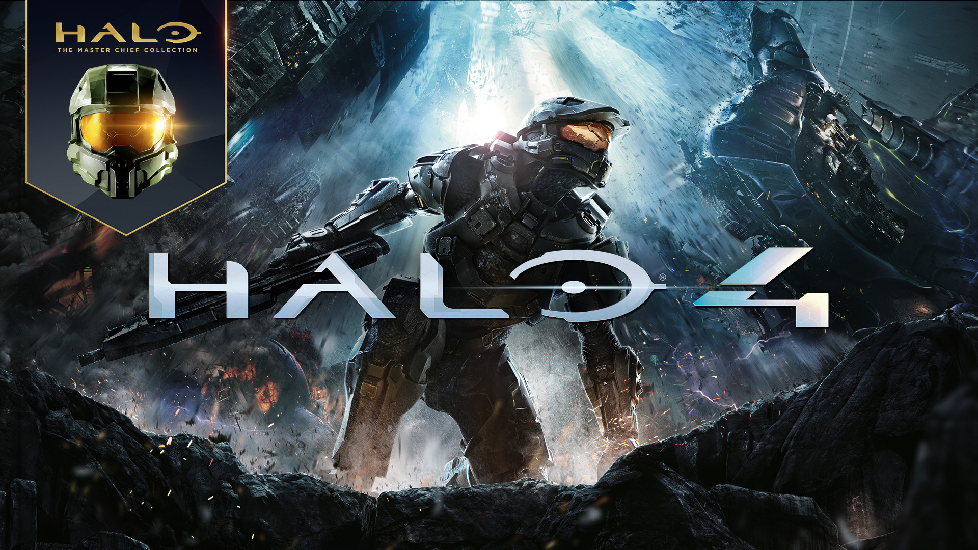 Halo 4 PC The Master Chief Collection