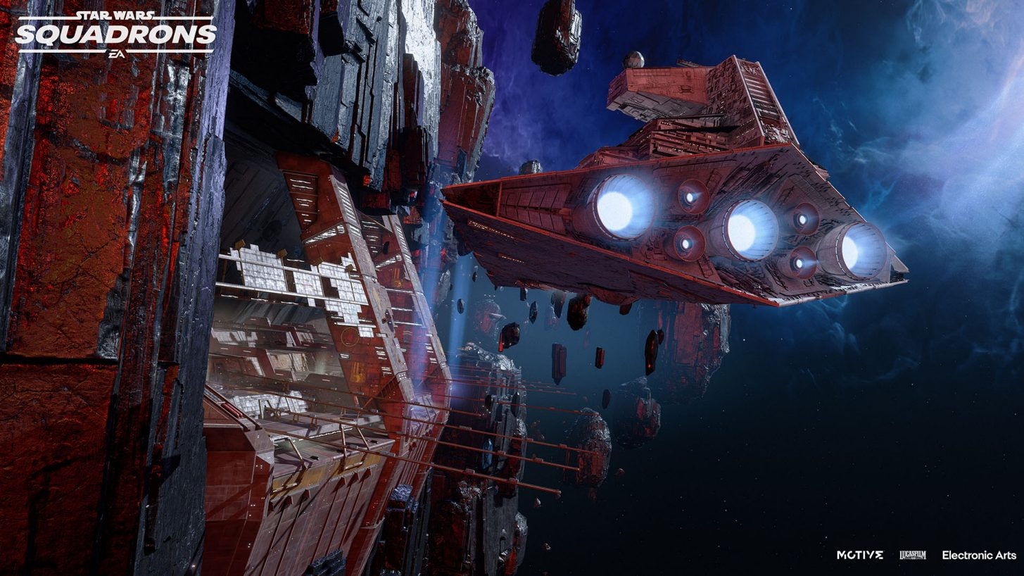 star wars squadrons actualizaciones gratis