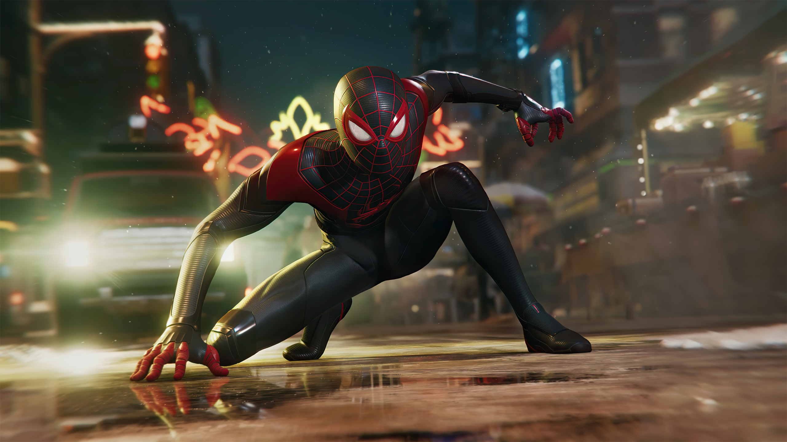 spider-man: miles morales performance rt ray tracing