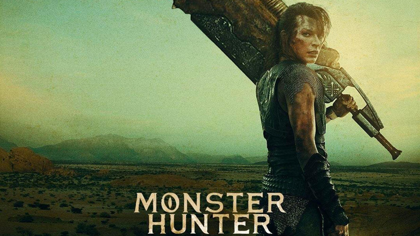monster hunter película china