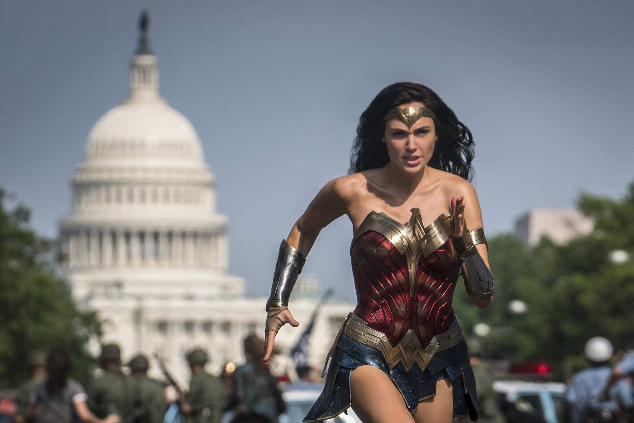 Mujer Maravilla 3