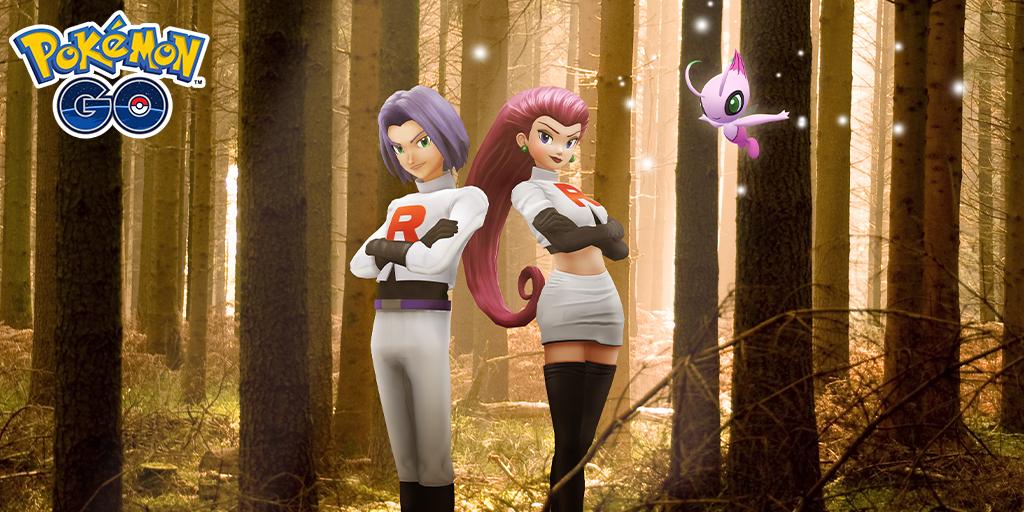 Pokémon GO Secretos selva