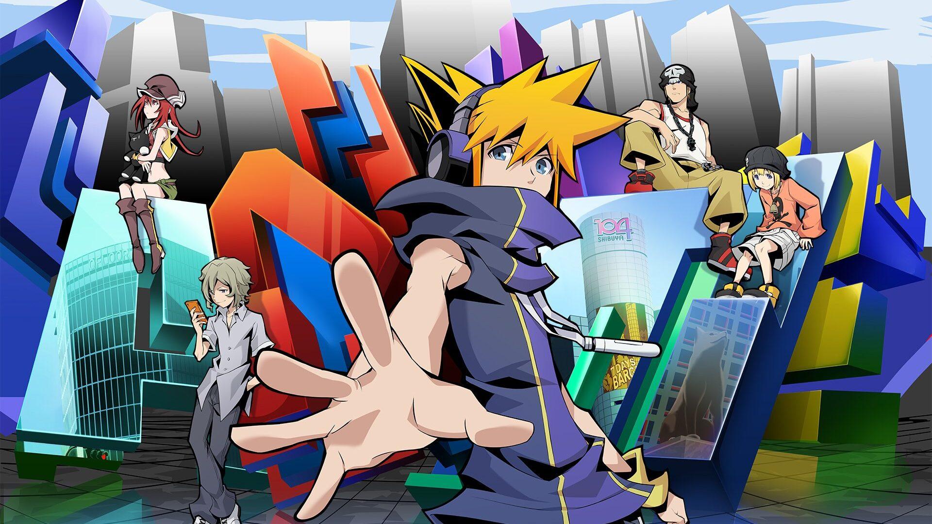 TWEWY anime