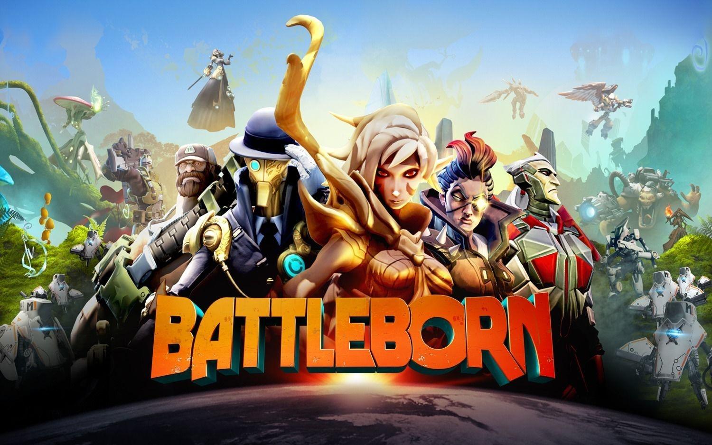 Battleborn servidores apagados