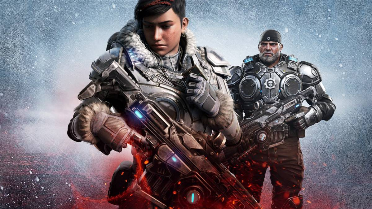 Gears 5 Xbox Games With Gold 2021 febrero