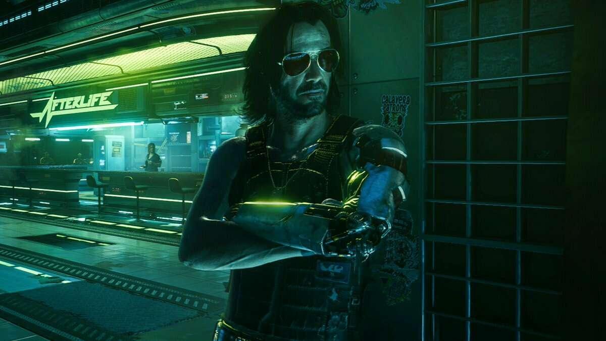 cyberpunk 2077 mod sexo keanu reeves johnny silverhand