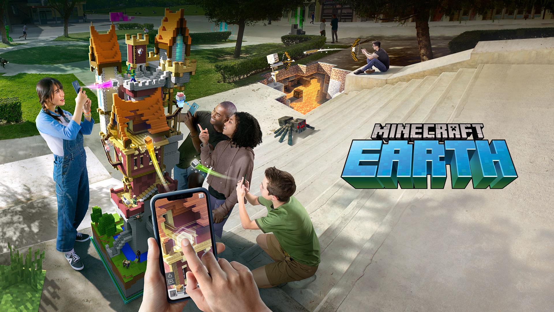 minecraft earth descontinuado