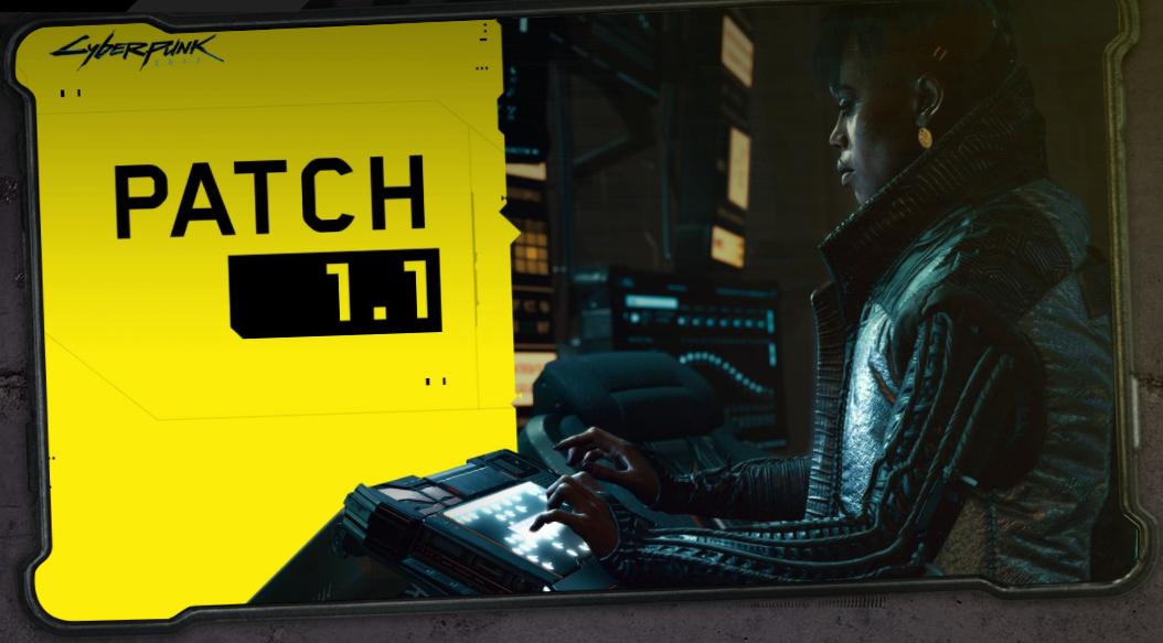 cyberpunk 2077 1.1