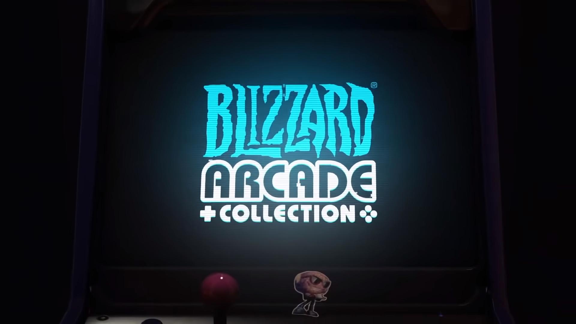 Blizzard Arcade Collection Blizzcon 2021