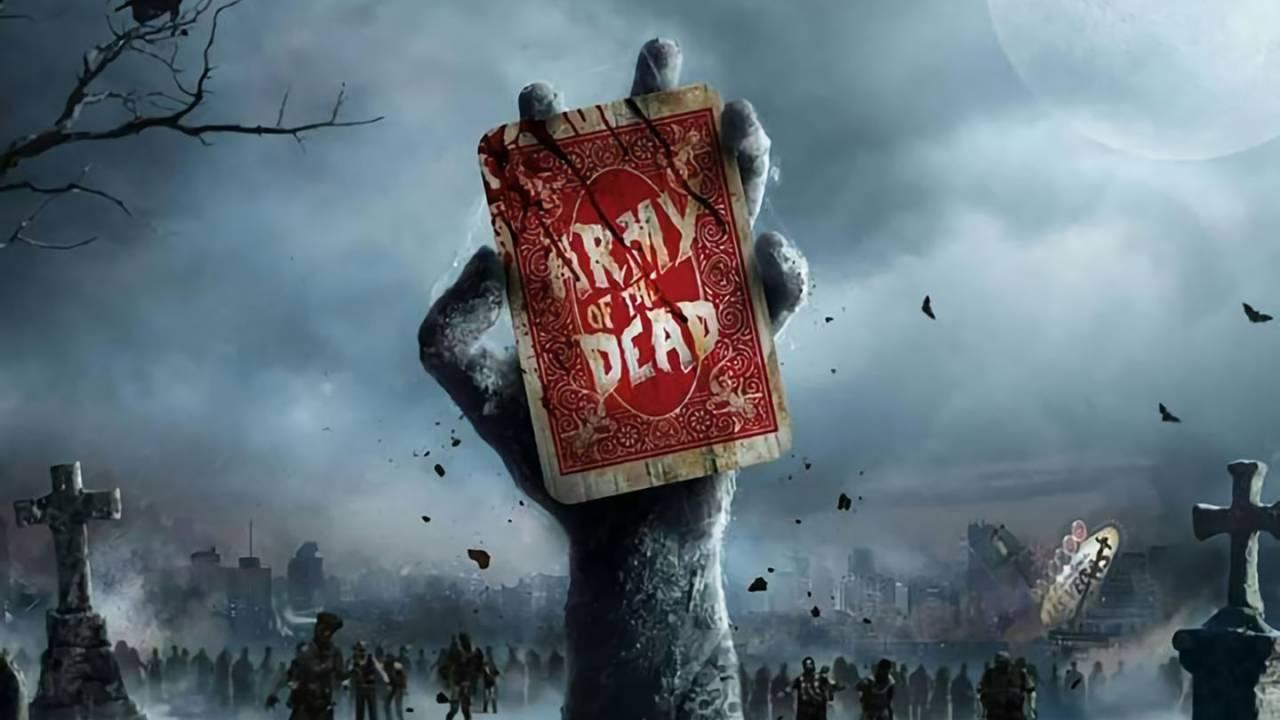 ejercito de los muertos fecha army of the dead zombis zack snyder netflix