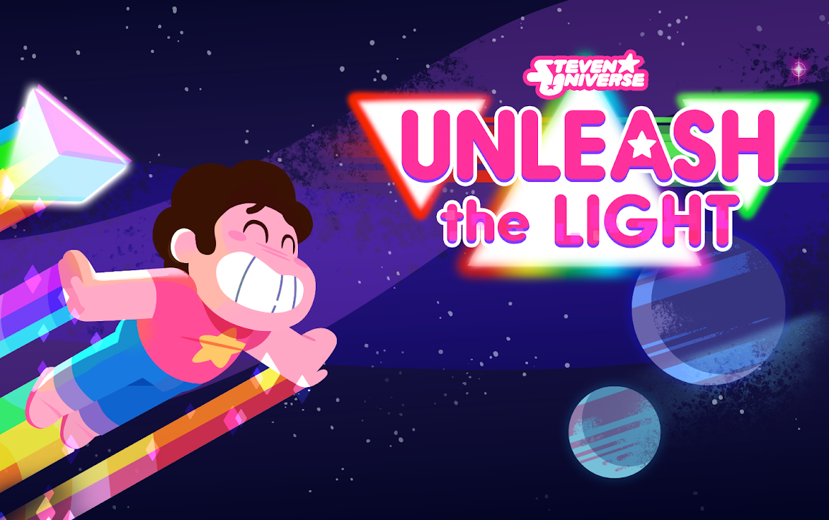 Steven Universe: Unleash the Light juego nintendo Switch rpg