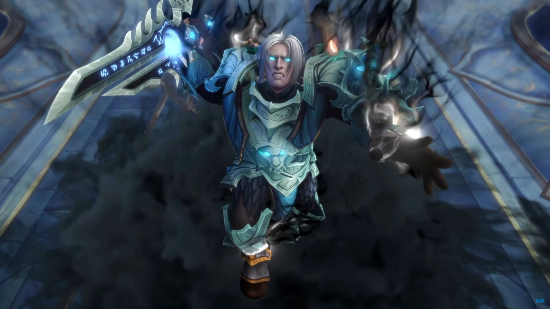 Anduin Wrynn Word of Warcraft: Shadowlands Chains of Domination