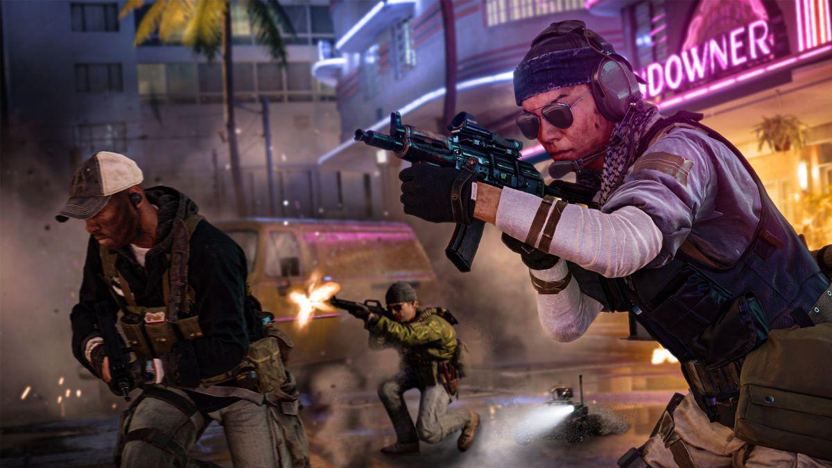 Call of Duty Black Ops: Cold War nuevo mapa miami strike temporada 2