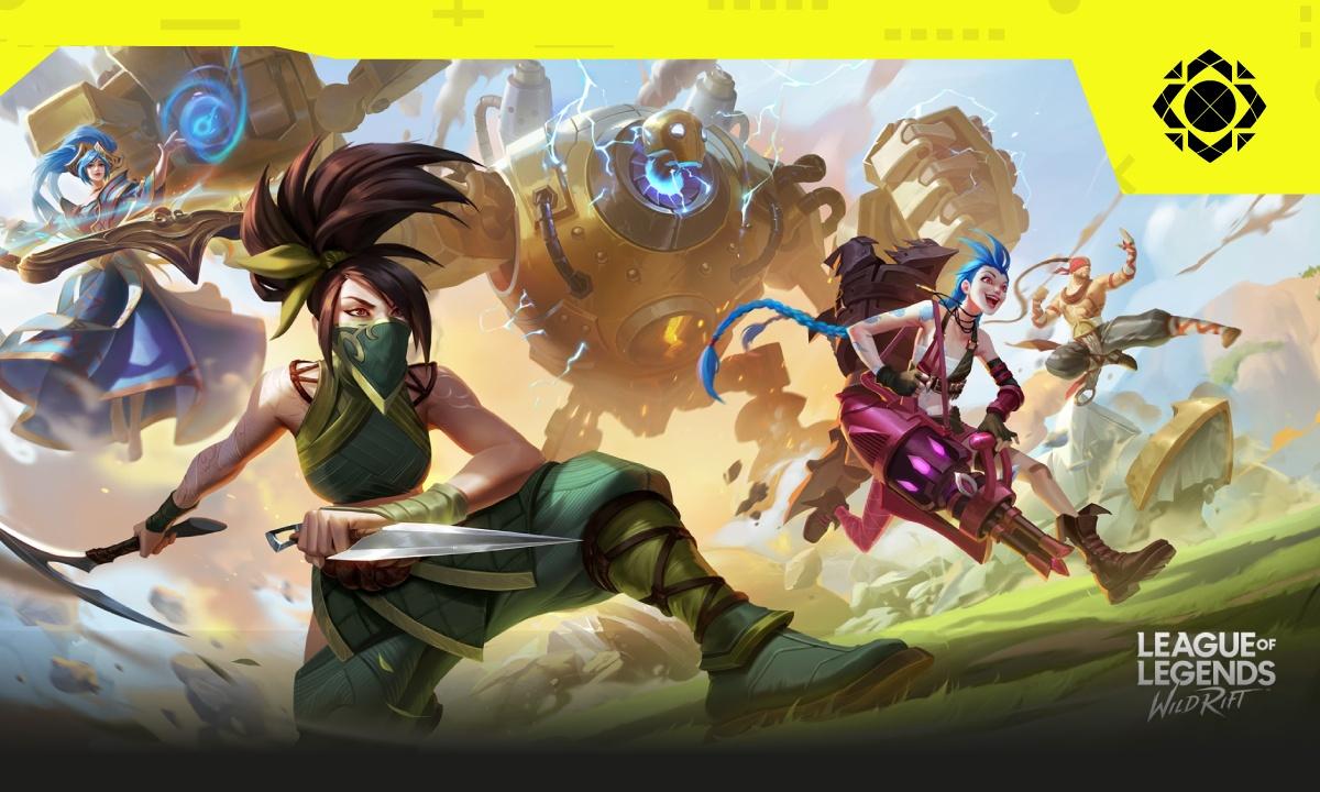 League of Legends Wild Rift guía