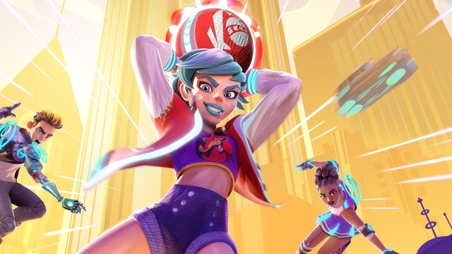 knockout city gratis ea play xbox game pass