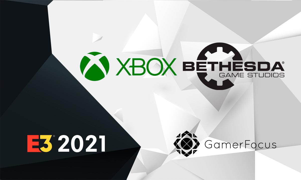 E3 2021 Bethesta Xbox