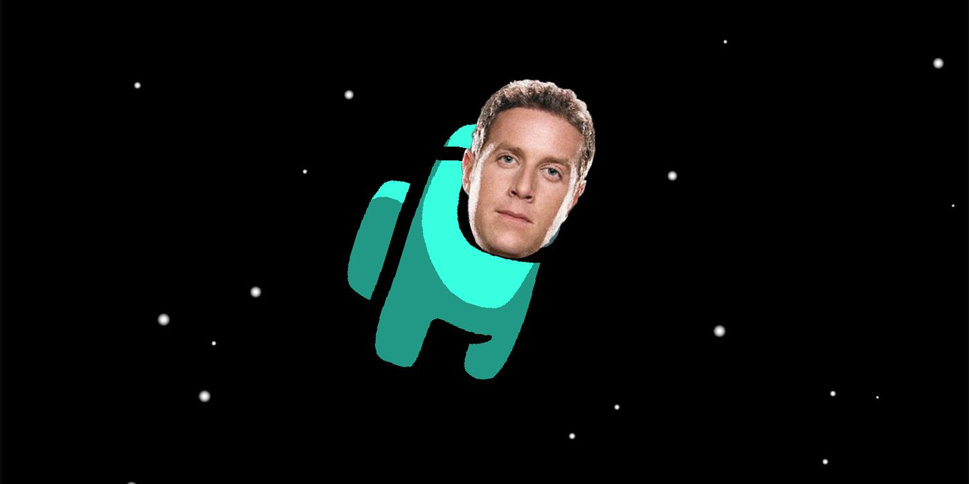 among us máscara Geoff Keighley summer game fest 2021 twitch drop