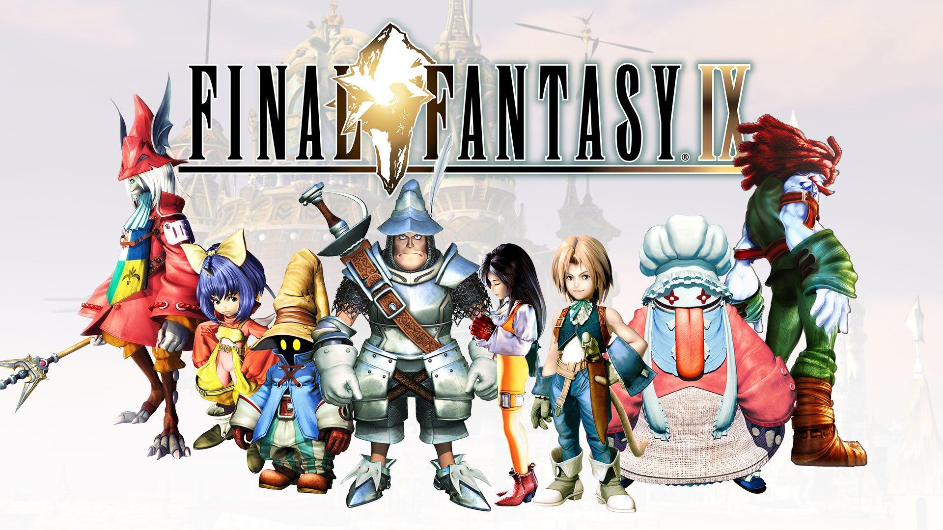 Final Fantasy IX recibirá una serie animada para niños