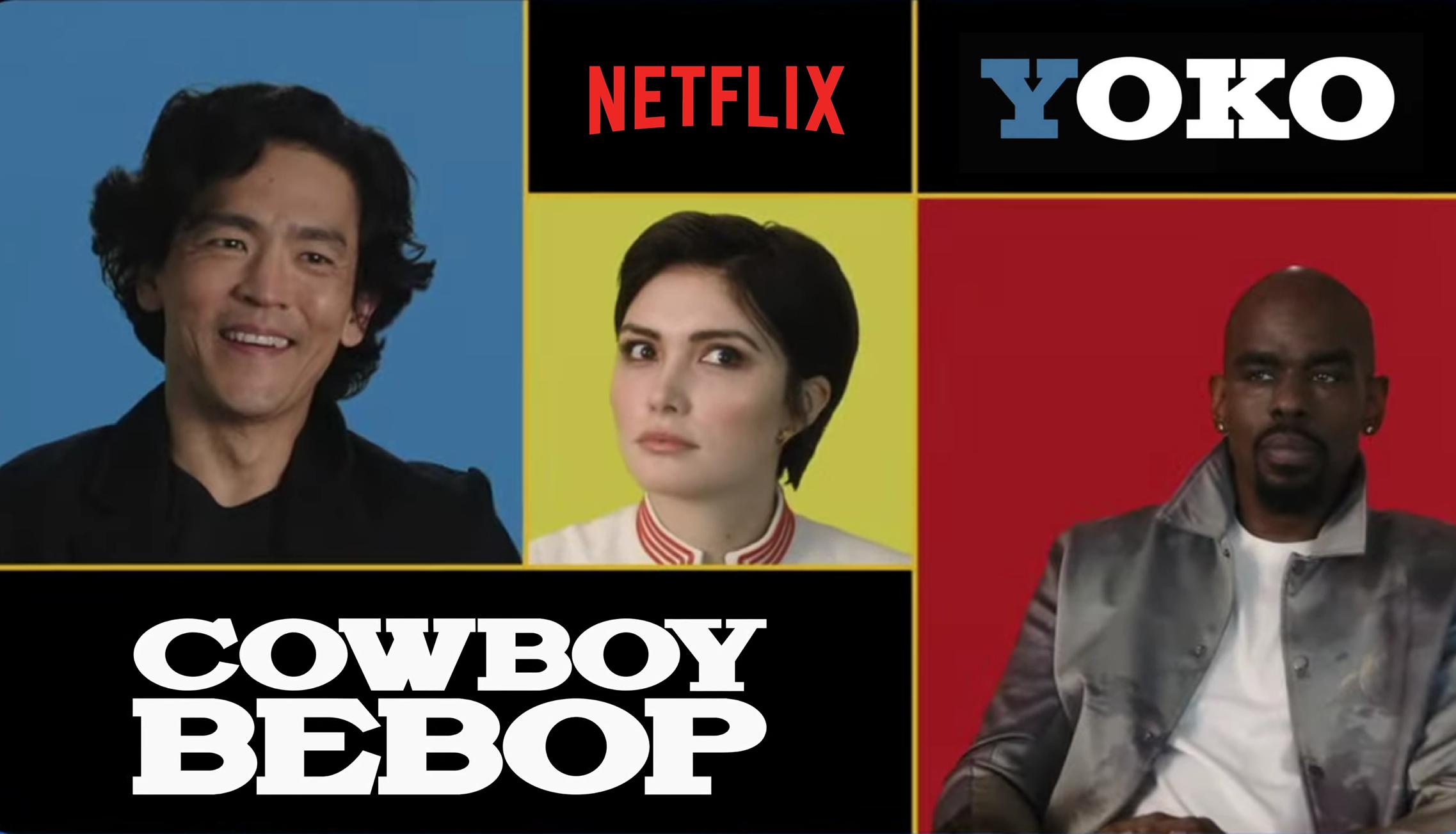 Cowboy Bebop 2021 Netflix