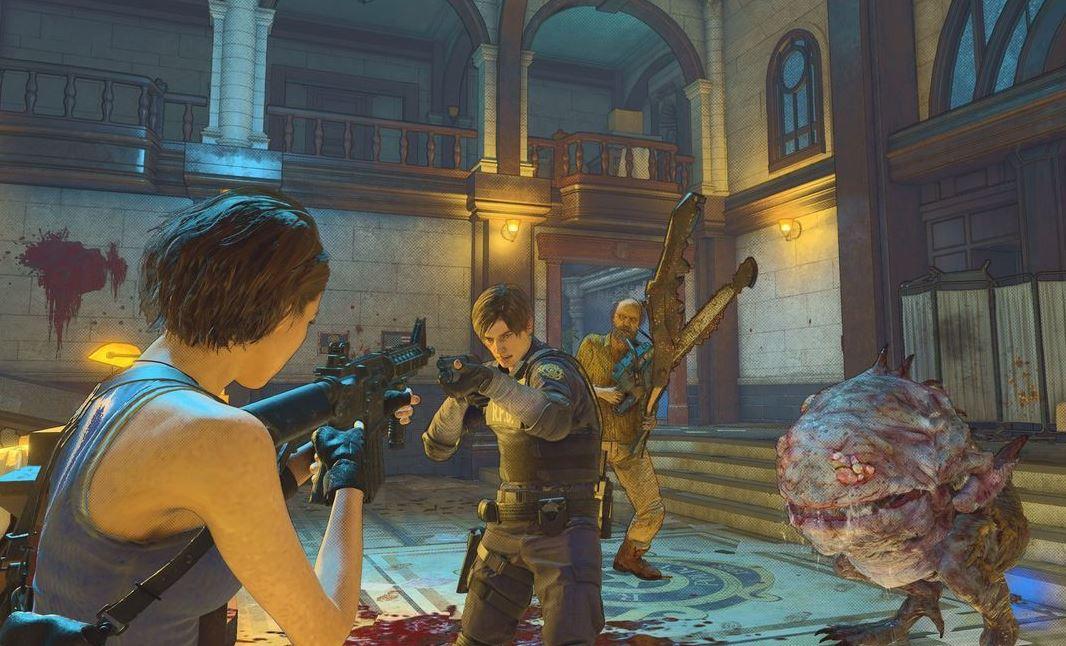 La fecha de lanzamiento de Resident Evil Re:Verse ha sido aplazada a 2022