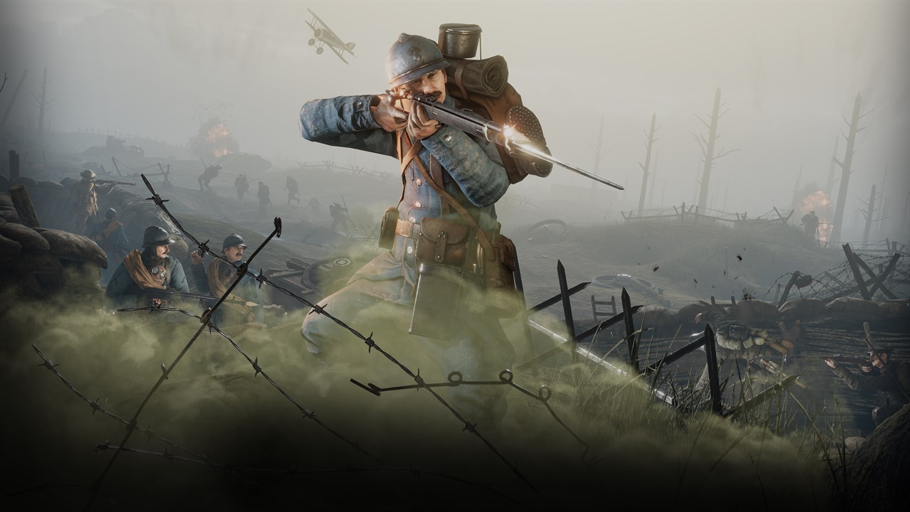Conozcan Defense Grid y Verdun, juegos gratis de Epic Games Store hasta julio 29