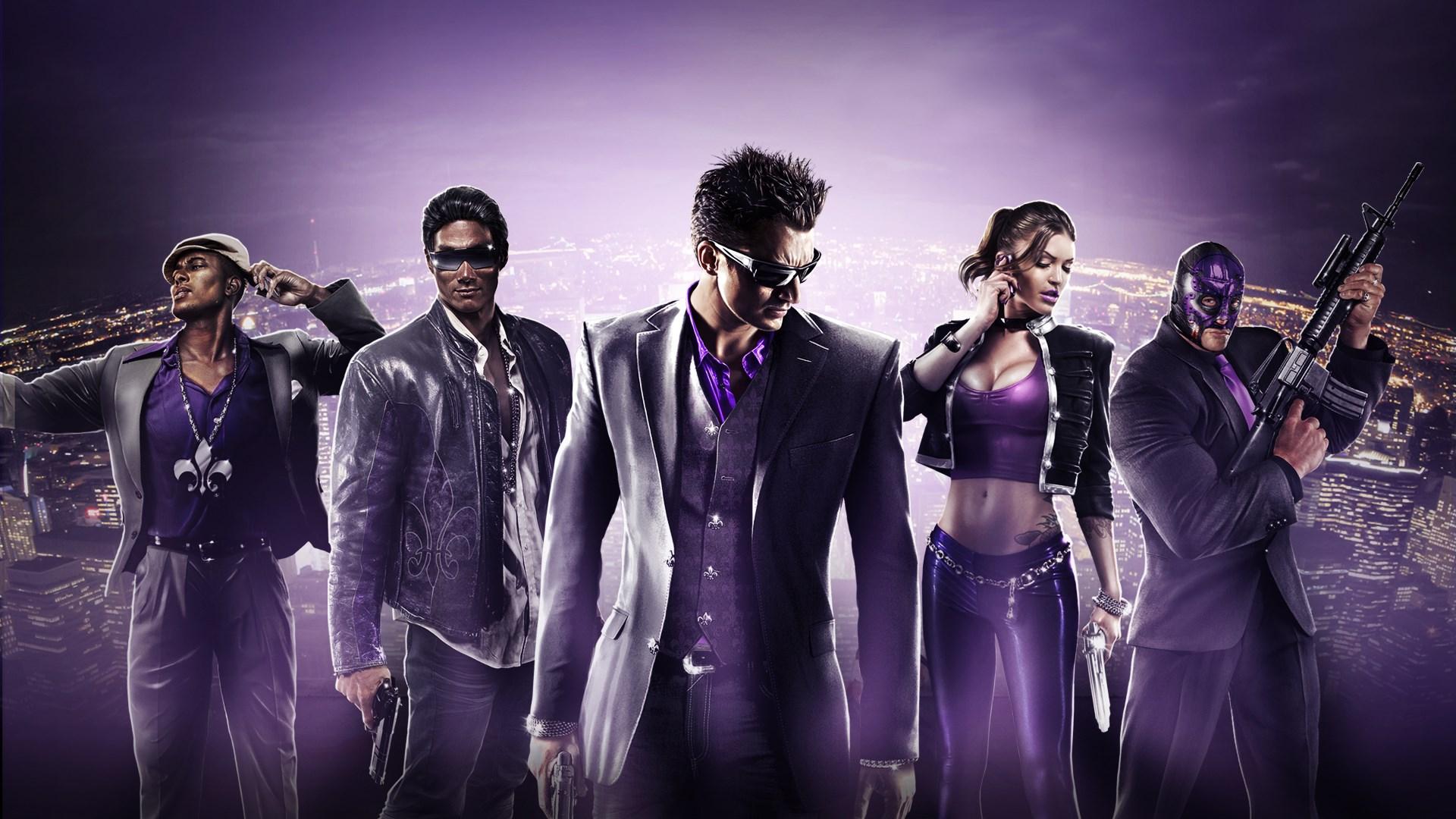 Saints Row: The Third Remastered gratis en Epic Games Store hasta septiembre 2 juegos gratis automachef