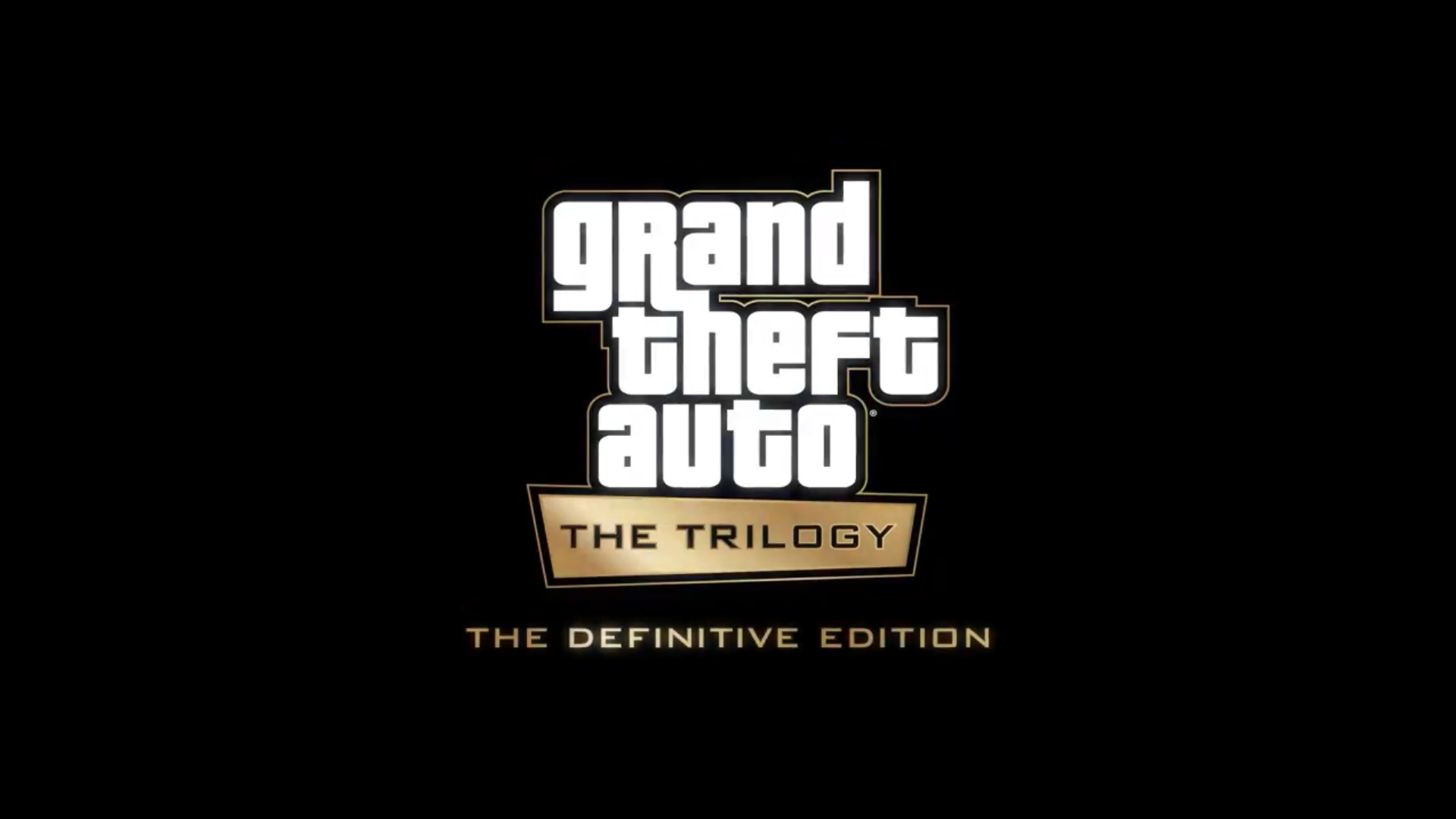 Grand Theft Auto GTA The Trilogy: The Definitive Edition es anunciado oficialmente